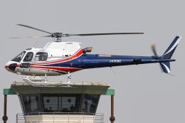 A.Tさんが、八尾空港で撮影したノエビア AS350B3 Ecureuilの航空フォト(飛行機 写真・画像)