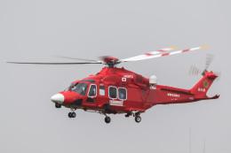 T.Kaitoさんが、八尾空港で撮影した三井物産エアロスペース AW139の航空フォト(飛行機 写真・画像)