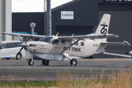 A.Tさんが、八尾空港で撮影したスカイトレック Kodiak 100の航空フォト(飛行機 写真・画像)