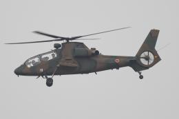 A.Tさんが、八尾空港で撮影した陸上自衛隊 OH-1の航空フォト(飛行機 写真・画像)