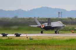 こつぽんさんが、松島基地で撮影した航空自衛隊 F-35A Lightning IIの航空フォト(飛行機 写真・画像)