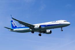 航空フォト:JA111A 全日空 A321