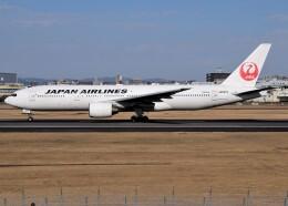 Soutaさんが、伊丹空港で撮影した日本航空 777-289の航空フォト(飛行機 写真・画像)
