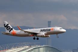 we love kixさんが、関西国際空港で撮影したジェットスター・ジャパン A320-232の航空フォト(飛行機 写真・画像)