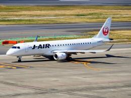 航空フォト:JA243J ジェイエア E190