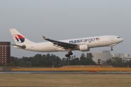 ゴンタさんが、成田国際空港で撮影したマレーシア航空 A330-223Fの航空フォト(飛行機 写真・画像)