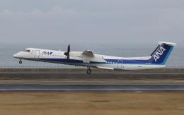 asuto_fさんが、大分空港で撮影したANAウイングス DHC-8-402Q Dash 8の航空フォト(飛行機 写真・画像)