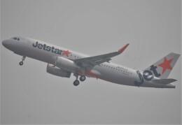 takikoki50000さんが、関西国際空港で撮影したジェットスター・ジャパン A320-232の航空フォト(飛行機 写真・画像)