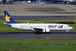 ▲®さんが、羽田空港で撮影したスカイマーク 737-86Nの航空フォト(飛行機 写真・画像)