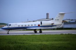 ちゅういちさんが、入間飛行場で撮影した航空自衛隊 U-4 Gulfstream IV (G-IV-MPA)の航空フォト(飛行機 写真・画像)