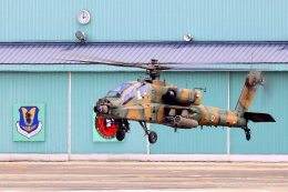 Zakiyamaさんが、熊本空港で撮影した陸上自衛隊 AH-64Dの航空フォト(飛行機 写真・画像)