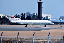 パール大山さんが、成田国際空港で撮影した中国民用航空局の航空フォト(飛行機 写真・画像)