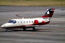 SFJ_capさんが、名古屋飛行場で撮影したアメリカ企業所有 Hawker 400Aの航空フォト(飛行機 写真・画像)