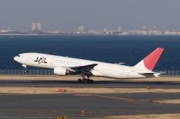 木人さんが、羽田空港で撮影した日本航空 777-289の航空フォト(飛行機 写真・画像)