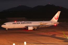 MARK0125さんが、石垣空港で撮影した日本航空 767-346/ERの航空フォト(飛行機 写真・画像)