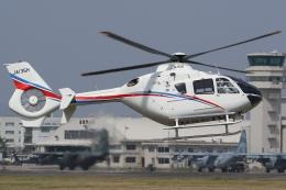 Wings Flapさんが、名古屋飛行場で撮影した静岡エアコミュータ EC135T2の航空フォト(飛行機 写真・画像)