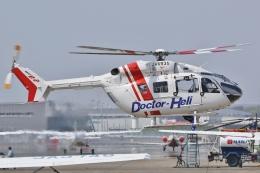 Wings Flapさんが、名古屋飛行場で撮影したセントラルヘリコプターサービス BK117C-2の航空フォト(飛行機 写真・画像)