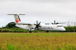 TK199さんが、宮古空港で撮影した琉球エアーコミューター DHC-8-402Q Dash 8 Combiの航空フォト(飛行機 写真・画像)