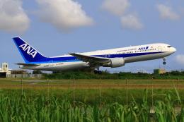 TK199さんが、宮古空港で撮影した全日空 767-381/ERの航空フォト(飛行機 写真・画像)