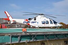 とびたさんが、日本国 新潟県-JAPAN NIGATA-で撮影した静岡エアコミュータ AW109SP GrandNewの航空フォト(飛行機 写真・画像)