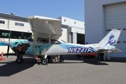 MOR1(新アカウント)さんが、松本空港で撮影したヨコタ・アエロ・クラブ T-41A (172F)の航空フォト(飛行機 写真・画像)