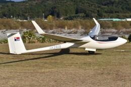 とびたさんが、浜北滑空場で撮影した日本個人所有 ASW 28-18の航空フォト(飛行機 写真・画像)