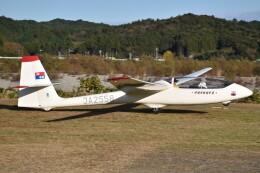 とびたさんが、浜北滑空場で撮影した日本個人所有 SZD-50-3 Puchaczの航空フォト(飛行機 写真・画像)