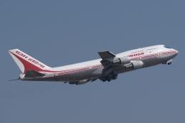 木人さんが、成田国際空港で撮影したエア・インディア 747-337Mの航空フォト(飛行機 写真・画像)