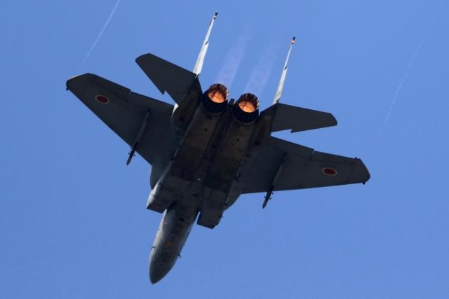 kaeru6006さんが、明野駐屯地で撮影した航空自衛隊 F-15J Eagleの航空フォト(飛行機 写真・画像)