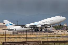 KANTO61さんが、横田基地で撮影したカリッタ エア 747-412(BCF)の航空フォト(飛行機 写真・画像)