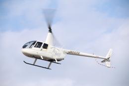 海鷹さんが、八尾空港で撮影した日本個人所有 R44 Raven IIの航空フォト(飛行機 写真・画像)