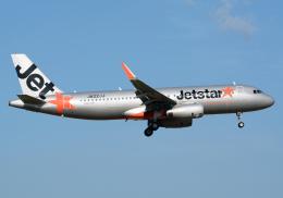 NINEJETSさんが、成田国際空港で撮影したジェットスター・ジャパン A320-232の航空フォト(飛行機 写真・画像)