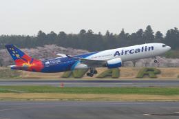 yabyanさんが、成田国際空港で撮影したエアカラン A330-941の航空フォト(飛行機 写真・画像)