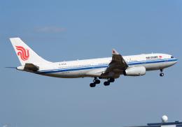 NINEJETSさんが、成田国際空港で撮影した中国国際航空 A330-243の航空フォト(飛行機 写真・画像)