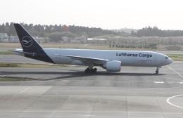 ☆ゆっきー☆さんが、成田国際空港で撮影したルフトハンザ・カーゴ 777-Fの航空フォト(飛行機 写真・画像)
