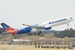 cassiopeiaさんが、成田国際空港で撮影したエアカラン A330-941の航空フォト(飛行機 写真・画像)