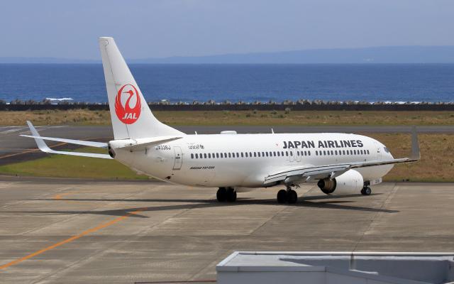 航空フォト:JA336J 日本航空