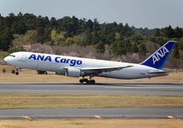 NINEJETSさんが、成田国際空港で撮影した全日空 767-381F/ERの航空フォト(飛行機 写真・画像)