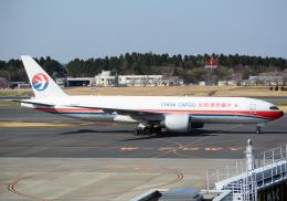 NINEJETSさんが、成田国際空港で撮影した中国貨運航空 777-F6Nの航空フォト(飛行機 写真・画像)