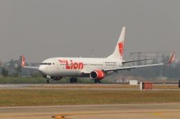 磐城さんが、ドンムアン空港で撮影したタイ・ライオン・エア 737-9GP/ERの航空フォト(飛行機 写真・画像)