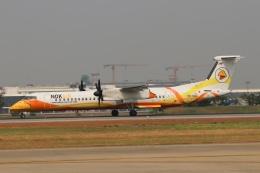 航空フォト:HS-DQG ノックエア DHC-8-400
