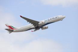 マーサさんが、成田国際空港で撮影したスリランカ航空 A330-343Eの航空フォト(飛行機 写真・画像)