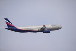 brasovさんが、羽田空港で撮影したアエロフロート・ロシア航空 A330-343Xの航空フォト(飛行機 写真・画像)