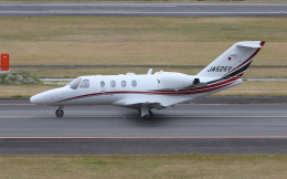 asuto_fさんが、大分空港で撮影した日本法人所有 525A Citation CJ1の航空フォト(飛行機 写真・画像)