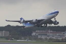 俊夫さんが、成田国際空港で撮影した日本貨物航空 747-4KZF/SCDの航空フォト(飛行機 写真・画像)