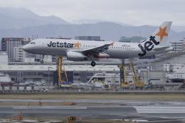 planetさんが、福岡空港で撮影したジェットスター・ジャパン A320-232の航空フォト(飛行機 写真・画像)