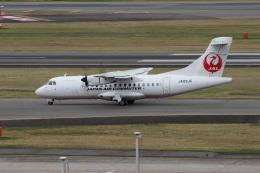つっさんさんが、伊丹空港で撮影した日本エアコミューター ATR-42-600の航空フォト(飛行機 写真・画像)