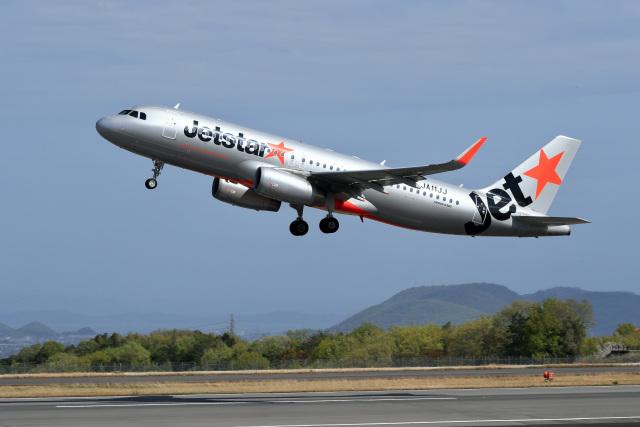航空フォト:JA11JJ ジェットスター・ジャパン A320