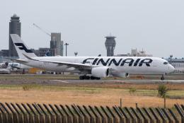 ぎんじろーさんが、成田国際空港で撮影したフィンエアー A350-941の航空フォト(飛行機 写真・画像)