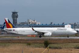 ぎんじろーさんが、成田国際空港で撮影したフィリピン航空 A321-231の航空フォト(飛行機 写真・画像)